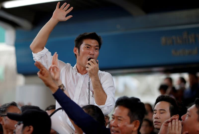 Thai court dissolves opposition party critical of military rule