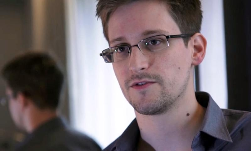 Edward Snowden revealed that the US National Security Agency was using Apple, Google and Facebook to gather user data (AFP Photo/)