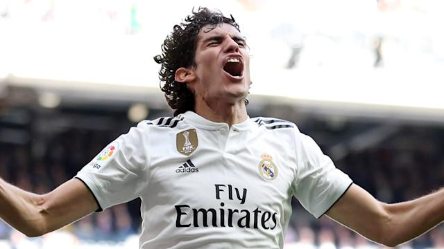 Jesus Vallejo Real Madrid 2018-19