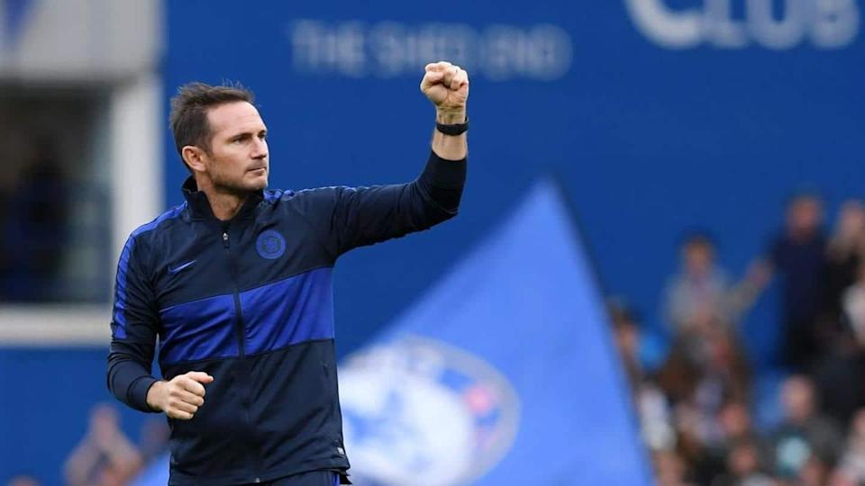 Frank Lampard becomes fifth Premier League Hall of Fame inductee