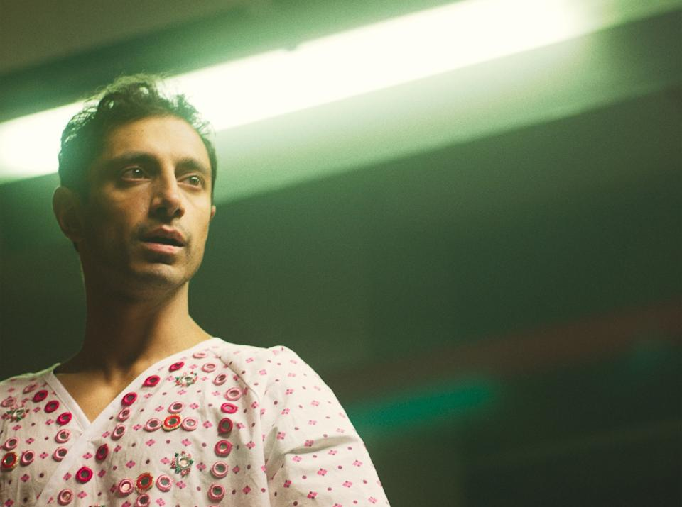 Riz Ahmed is also a rapper (Rob Youngson/Pulse Films/BBC/PA)