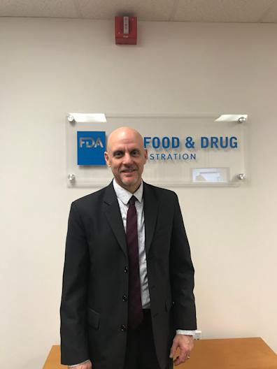 Dr. Stephen Hahn is the new commissioner of the Food and Drug Administation.