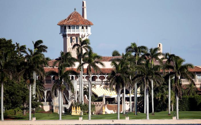 Palm Beach will become Donald Trump's new home - AP