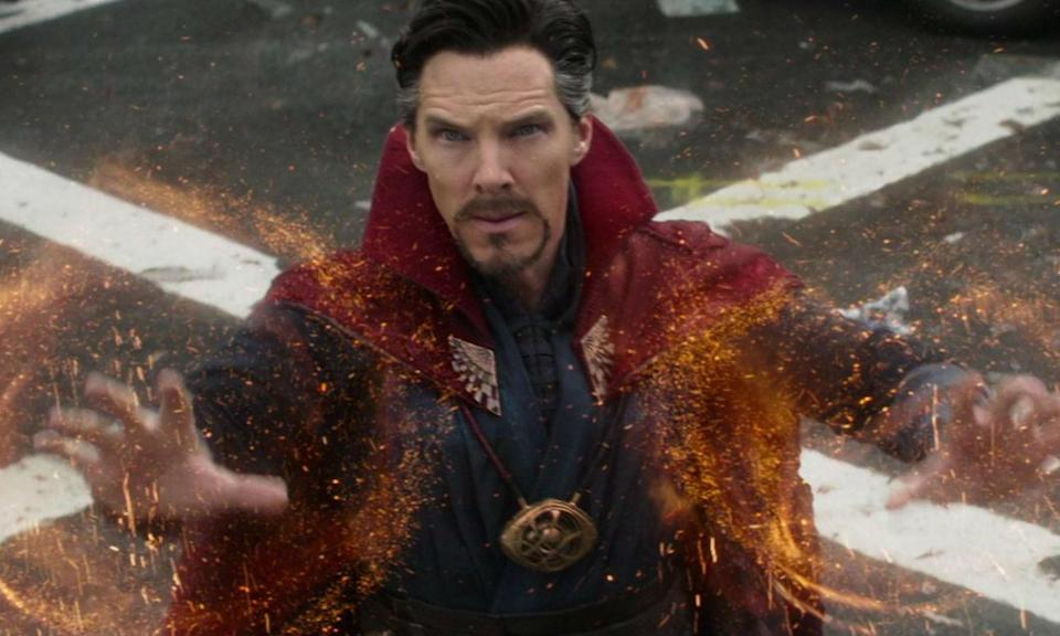 <p><span><strong>Played by:</strong> Benedict Cumberbatch</span><br><strong>Last appearance: </strong><i><span>Thor: Ragnrarok</span></i><br><span><strong>What's he up to?</strong> Having taken over the New York Sanctum, Doctor Strange makes a list of all the potential threats on Earth including extraterrestrials and beings from other realms. He makes contact with Odin, who was hidden in an old people's home by Loki, and leaves him in Norway in exile at the Asgardian ruler's request. Later, he meets Thor and agrees to reunite him with Odin if he agrees to leave Earth with Loki. Strange has also been investigating the Infinity Stones with Wong and learns that the Soul Stone might be the most threatening one.</span> </p>