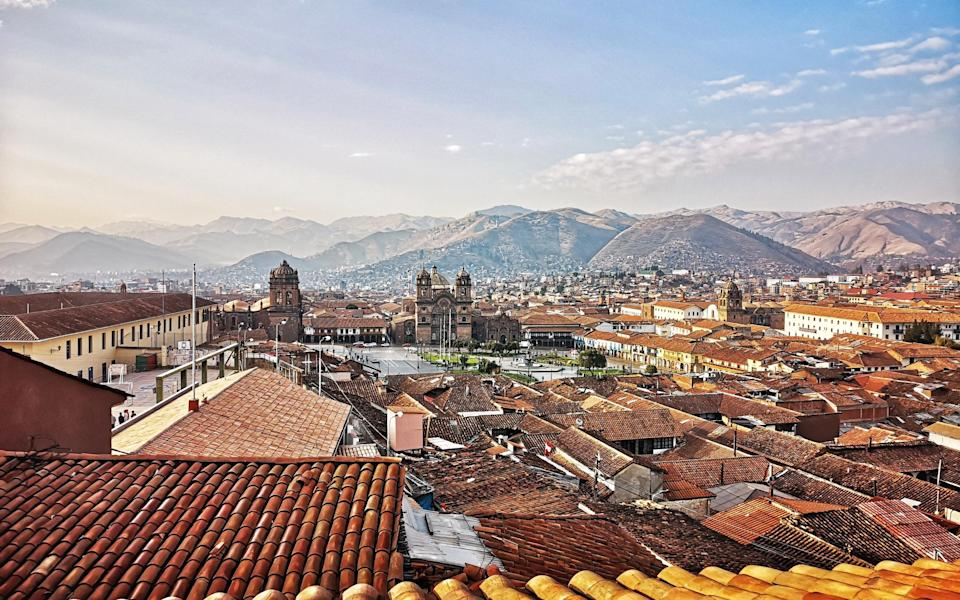 The new route departs from Cusco, following tourist-less footpaths - Getty