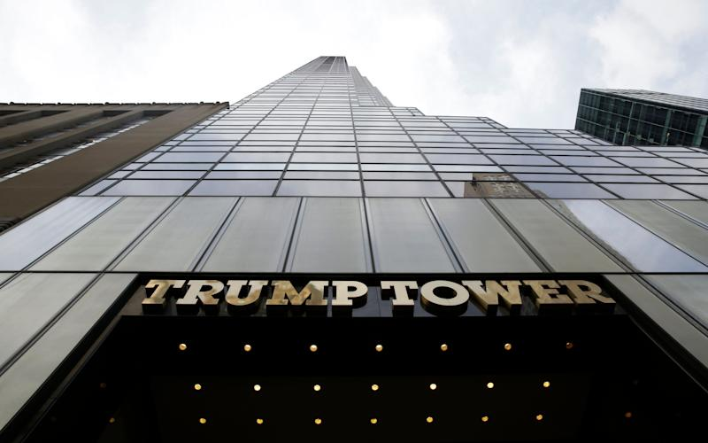 trump tower - JASON SZENES