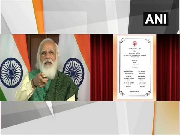 PM Narendra Modi on Wednesday released financial assistance of around Rs 2,691 crores to 6.1 lakh beneficiaries in Uttar Pradesh under the PMAY-G via video conferencing.