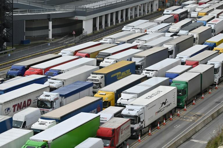 The EU has proposed no-deal contingency plans to allow trucks to keep operating, if Britain reciprocates