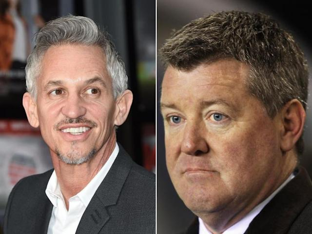 Geoff Shreeves launches personal attack on Gary Lineker in bitter Twitter row over Jamie Carragher joke