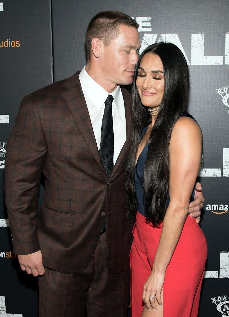 John Cena's One Wedding Day Requirement Is Actually Adorable
