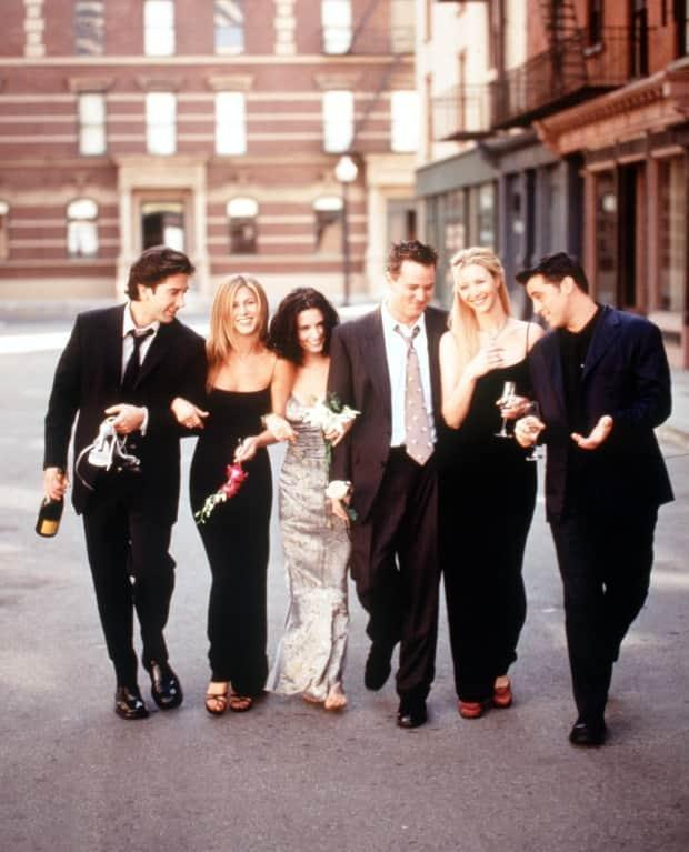 The classic sitcom Friends is coming to HBO for a reunion, nearly 20 years after the last season aired. It will air on HBO Max.  (Getty Images - image credit)