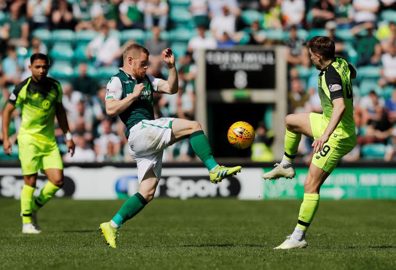Scottish Premiership - Hibernian v Celtic