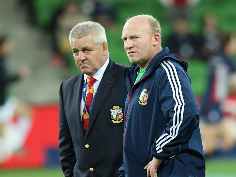 Jenkins will act as kicking coach, as he does for Wales (Getty)