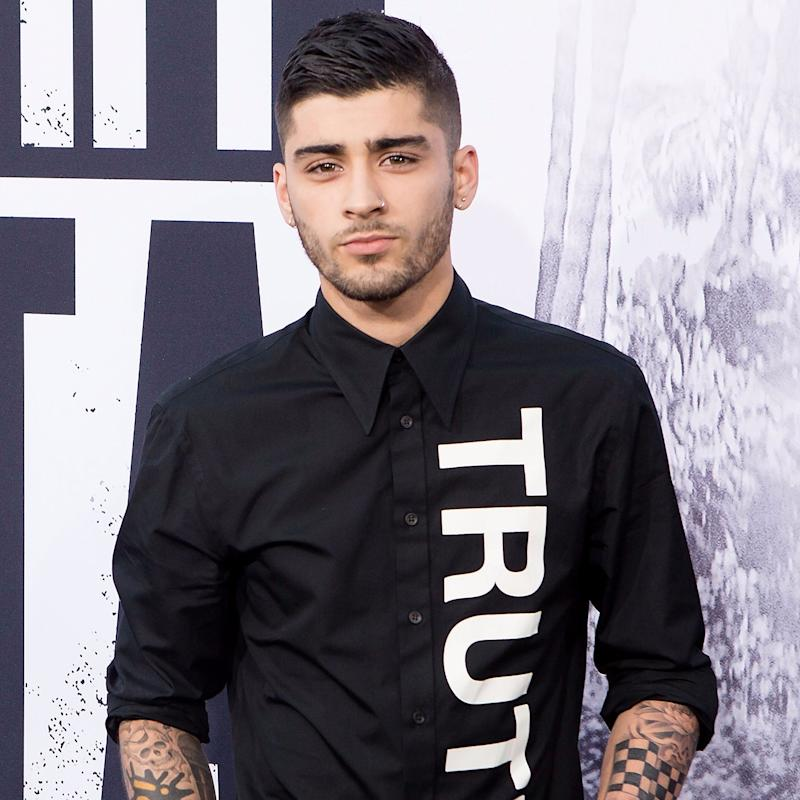 Zayn Malik Says Being in One Direction Was the Cause of His Crippling Anxiety