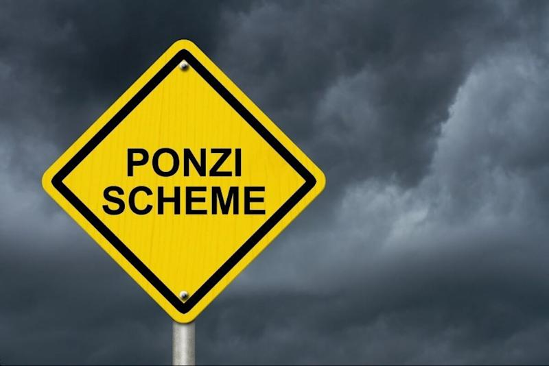 What is a cryptocurrency Ponzi scheme?