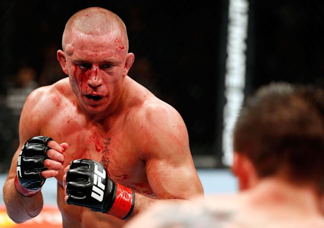 Georges St.-PIerre