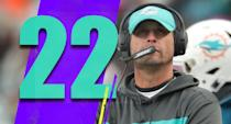 <p>The Dolphins are another team that had to make a coaching move, but they don't have much to sell a good candidate. (Adam Gase) </p>
