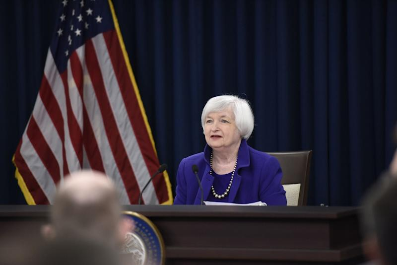 The Best Janet Yellen Buy Bitcoin