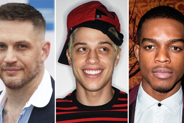 Tom Hardy, Pete Davidson, Stephan James Join Vietnam War Drama 'The Things They Carried'