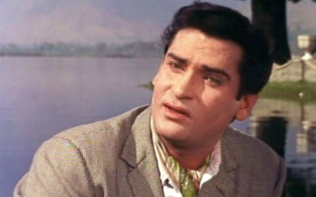 Shammi Kapoor: Raj Kapoor's brother, he was famous for his on-screen dancing and romance.
