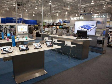 Samsung Experience Shop at best buy