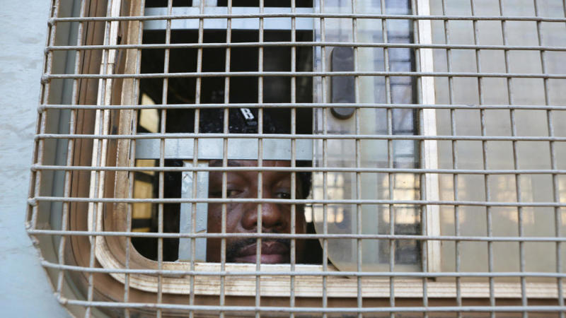 Jailed Zimbabwe journalist Hopewell Chin'ono gravely ill; personal doctor attending to him