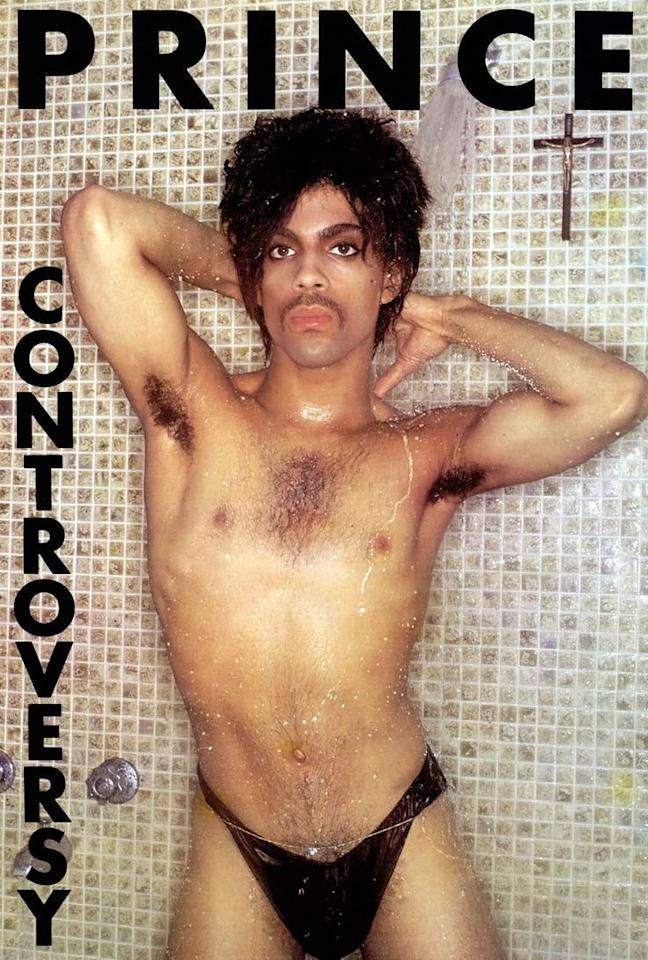 prince s album art from nattily clothed to naked his greatest