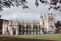 """<p>The Queen's now-famous holiday home in Balmoral is steeped in royal history and the likes of Prince Charles, Princess Diana and their sons have all stayed at the residence.<br><br>Self-confessed regal fans will be pleased to learn that a handful of quaint cottages are available to rent on a weekly basis in the grounds. Connachat Cottage for instance, offers accommodation for up to six people and boasts a traditional decor from a stand-alone bathtub to a log fire fit for a Queen. <em><a rel=""""nofollow noopener"""" href=""""https://www.balmoralcastle.com/slideshow-3.htm"""" target=""""_blank"""" data-ylk=""""slk:Book now"""" class=""""link rapid-noclick-resp"""">Book now</a>. [Photo: Getty]</em> </p>"""