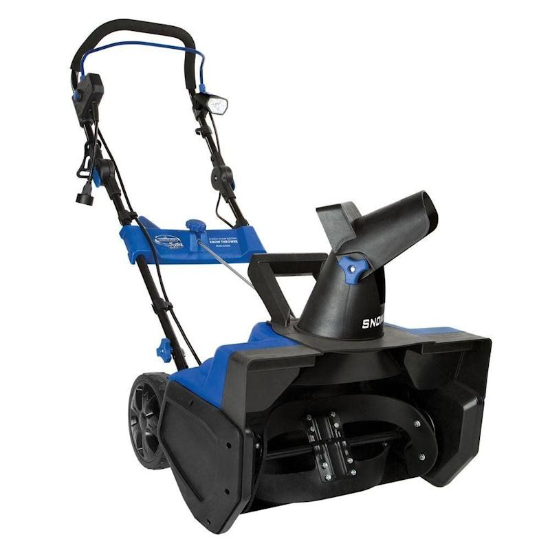 Snow Joe 18-inch 14.5 Amp Electric Snow Blower with Light