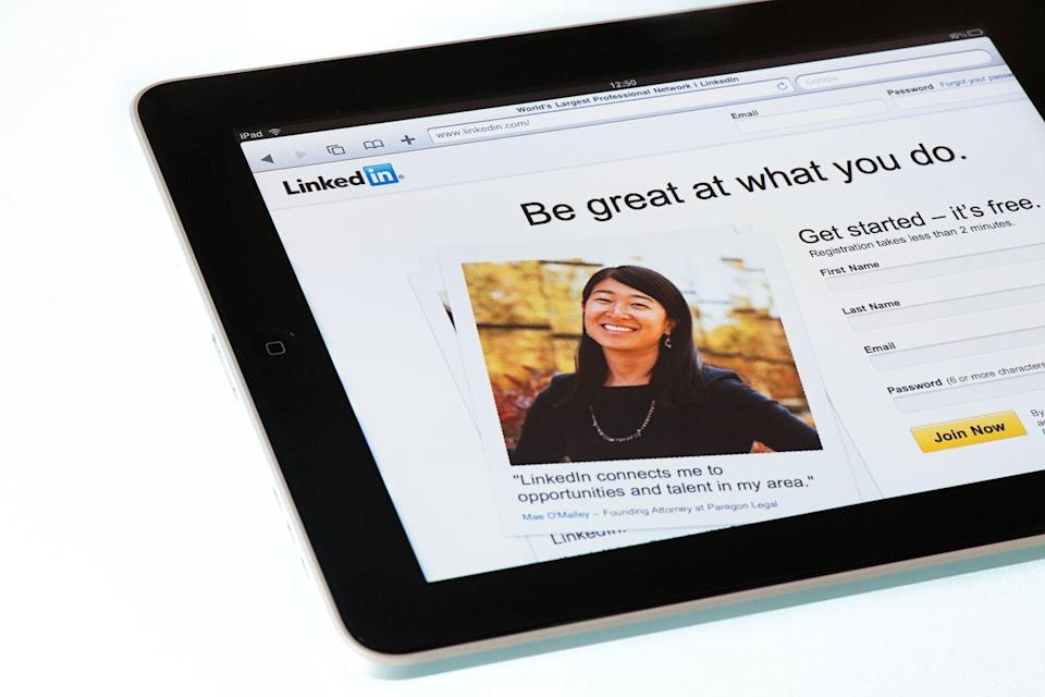 """<p>LinkedIn is an excellent tool for connecting with professional contacts, but there's more that you can do within that space. First, make sure that your profile matches the jobs you're looking for. Many staffing searches use algorithms that are coded to find key words, so you'll want to embed those in your profile.<br></p><p>Dana Case, director of operations at MyCorporation.com tells Woman's Day to utilize LinkedIn as a space to build a thought leadership presence. """"Standout candidates are the ones that generate buzz on a regular basis and recruiters will take note of your activity on the site,"""" she says. </p><p>Case recommends writing thoughtful, researched articles on topics that you're interested in and posting them to your page. Also, include relevant hashtags in your captions so that your content has the ability to trend and build up a following in the professional community. Don't forget to engage with trending content. You can develop new connections by writing comments, sharing your thoughts and asking questions.</p>"""