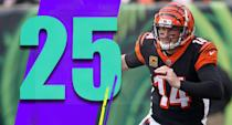 <p>That 4-1 start seems like it happened a few seasons ago. The Bengals are sliding fast and now Andy Dalton is done for the season. (Andy Dalton) </p>