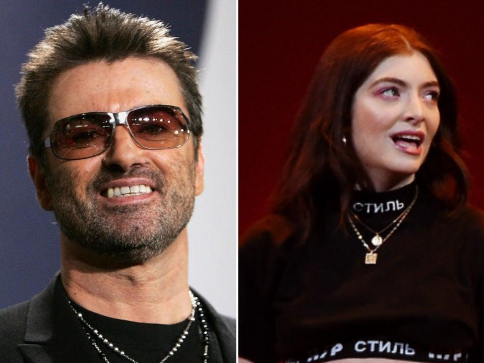George Michael would have been 'flattered' by Lorde's 'Solar Power' (Getty Images)