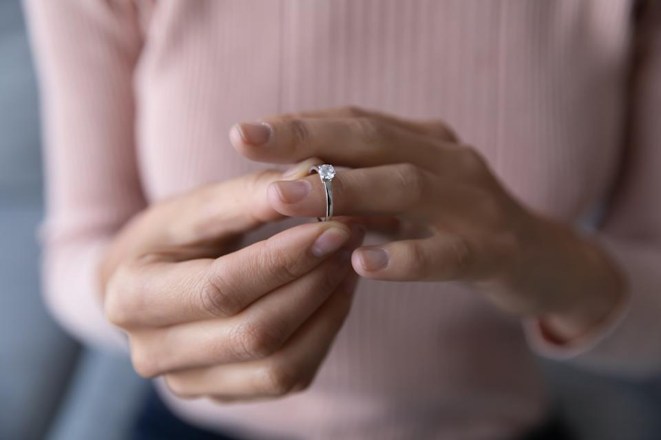 Many Reddit users suggested the bride-to-be should cancel the wedding and break up with her fiancé. Photo: Getty