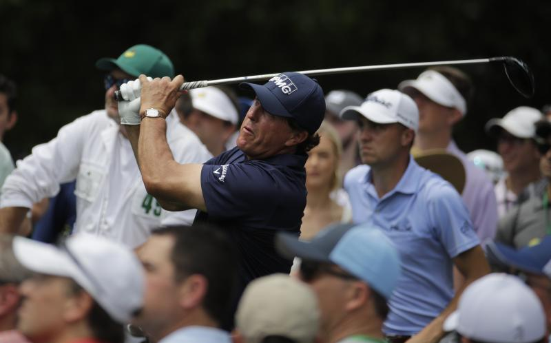 Punter scores record win on Tiger Woods' Masters victory