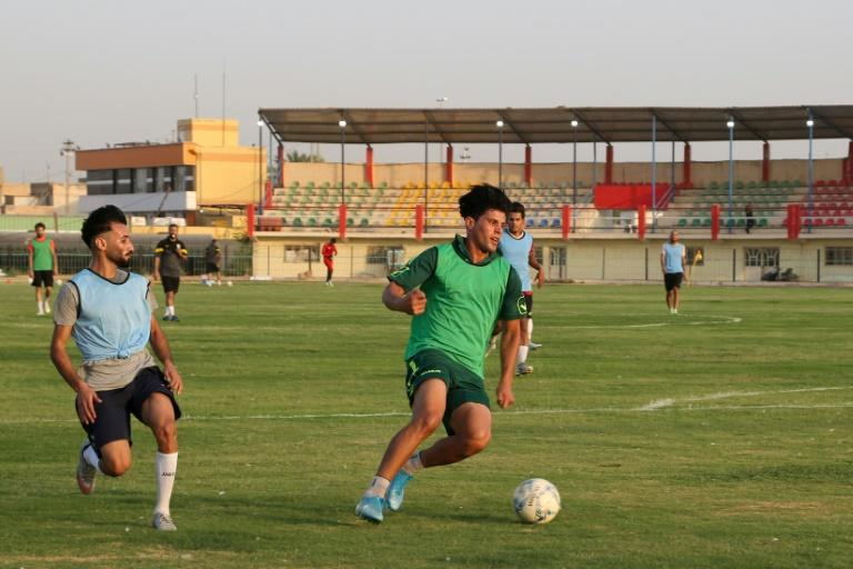 Iraqi football club looks for private sector boost