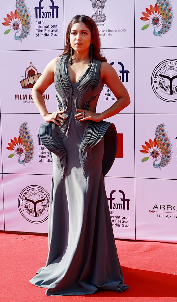 <p>Pics: Bollywood biggies in Goa for IFFI </p>
