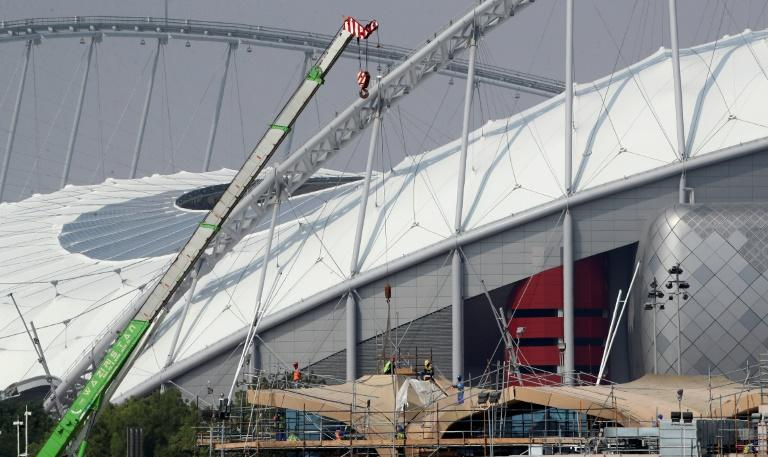 Matches at the Khalifa Stadium could start as early as 1000 GMT