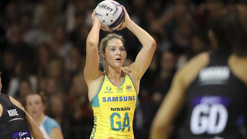 NETBALL CONSTELLATION CUP