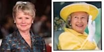 """<p><strong>Who plays Princess Margaret in The Crown season 5?</strong></p><p><strong>Imelda Staunton:</strong> Among younger generations, Staunton is known (and feared) for her portrayal of the pink-wearing, cat-loving Professor Dolores Umbridge in Harry Potter. She is an iconic British actor having starred in Vera Drake, Shakespeare In Love, Maleficent and Sense and Sensibility.</p><p>Fun fact: Staunton's daughter <a href=""""https://www.elle.com/uk/life-and-culture/g35160104/bridgerton-cast/"""" rel=""""nofollow noopener"""" target=""""_blank"""" data-ylk=""""slk:most recently starred in"""" class=""""link rapid-noclick-resp"""">most recently starred in</a><a href=""""https://www.elle.com/uk/life-and-culture/g35160104/bridgerton-cast/"""" rel=""""nofollow noopener"""" target=""""_blank"""" data-ylk=""""slk:Bridgerton."""" class=""""link rapid-noclick-resp""""> Bridgerton.</a></p>"""