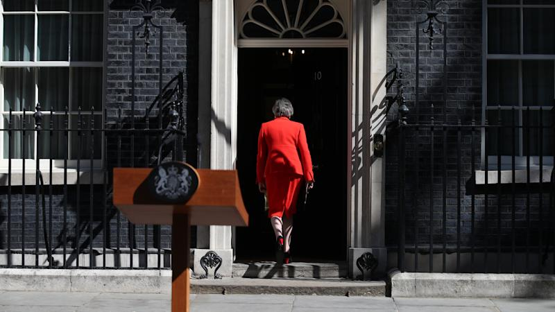 Papers on May's resignation: A poisonous legacy or a PM surrounded by 'vipers'?