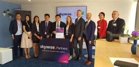 FPT Software Joins IT Giants to Kick Off Airbus's Skywise Certified Partner Program