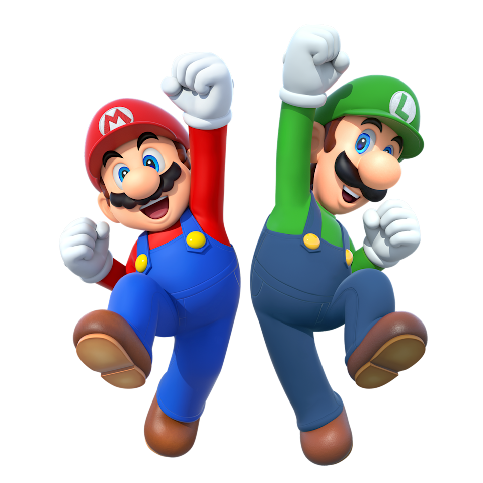"""<p>Take it back to the old school days by dressing as the timeless Mario Brothers this Halloween. And, if you have more friends who want to get in on the retro fun, they can dress alongside you two as other Nintendo characters such as <a href=""""https://www.halloweencostumes.com/boys-toad-deluxe-costume.html"""" rel=""""nofollow noopener"""" target=""""_blank"""" data-ylk=""""slk:Toad"""" class=""""link rapid-noclick-resp"""">Toad</a>, <a href=""""https://www.halloweencostumes.com/plus-size-deluxe-bowser-costume.html"""" rel=""""nofollow noopener"""" target=""""_blank"""" data-ylk=""""slk:Bowser"""" class=""""link rapid-noclick-resp"""">Bowser</a>, <a href=""""https://www.halloweencostumes.com/plus-size-adult-deluxe-donkey-kong-costume.html"""" rel=""""nofollow noopener"""" target=""""_blank"""" data-ylk=""""slk:Donkey Kong"""" class=""""link rapid-noclick-resp"""">Donkey Kong</a>, <a href=""""https://www.halloweencostumes.com/princess-peach-deluxe-adult.html"""" rel=""""nofollow noopener"""" target=""""_blank"""" data-ylk=""""slk:Peach"""" class=""""link rapid-noclick-resp"""">Peach</a> and more.</p><p><strong>What You'll Need:</strong> <a href=""""https://www.halloweencostumes.com/super-mario-brothers-mens-mario-deluxe-costume.html"""" rel=""""nofollow noopener"""" target=""""_blank"""" data-ylk=""""slk:Mario costume"""" class=""""link rapid-noclick-resp"""">Mario costume</a> ($55, Halloween Costumes) and <a href=""""https://www.halloweencostumes.com/adult-super-mario-classic-luigi-costume.html"""" rel=""""nofollow noopener"""" target=""""_blank"""" data-ylk=""""slk:Luigi costume"""" class=""""link rapid-noclick-resp"""">Luigi costume</a> ($40, Halloween Costumes)</p>"""
