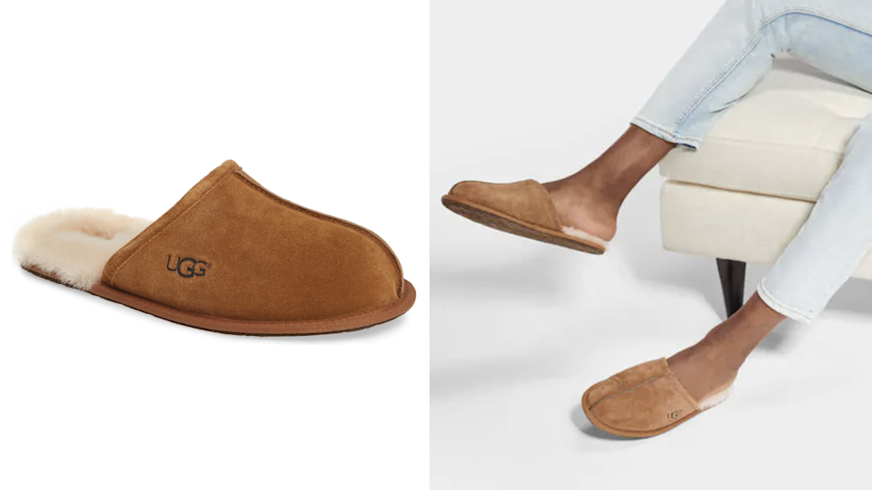 The best gifts for men: Ugg Slippers
