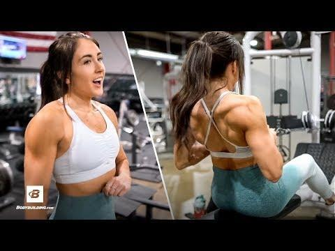 """<p>Featuring big lifts as well as bodyweight exercises, you'll build strength through your entire back whilst recruiting strength from your core, upper and lower body, too. </p><p><strong>Location: </strong>Gym (Equipment needed) </p><p><a href=""""https://www.youtube.com/watch?v=yFYlEqeK7Q4&ab_channel=Bodybuilding.com"""" rel=""""nofollow noopener"""" target=""""_blank"""" data-ylk=""""slk:See the original post on Youtube"""" class=""""link rapid-noclick-resp"""">See the original post on Youtube</a></p>"""