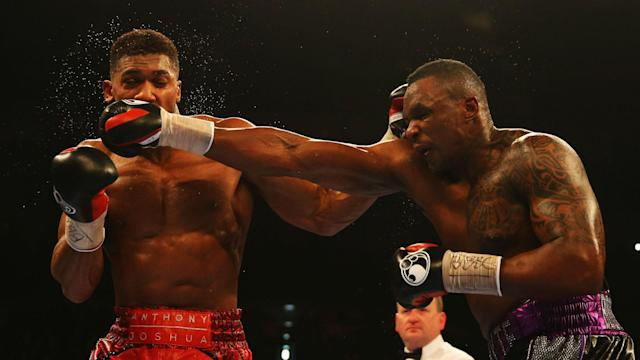 Anthony Joshua has been criticised by Dillian Whyte over his boxing style and his comments outside of the ring.