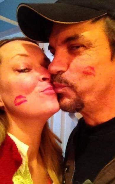 Kurt Cochran an American on European tour with his wife Melissa who was injured - Credit: Facebook