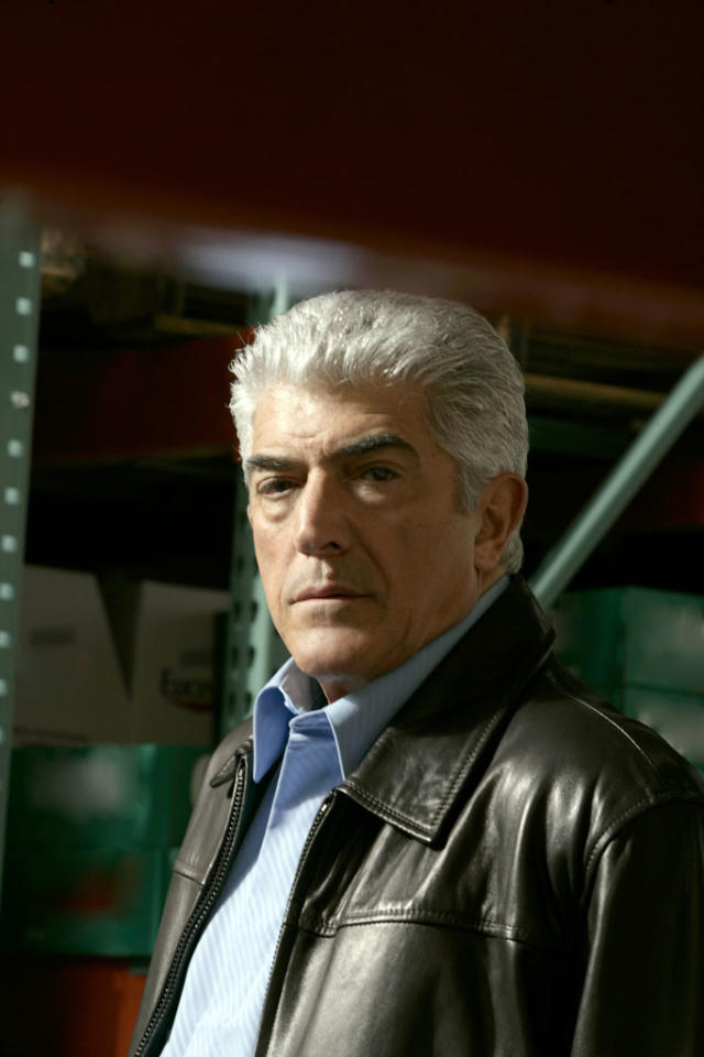 "Frank Vincent in HBO's ""The Sopranos."""