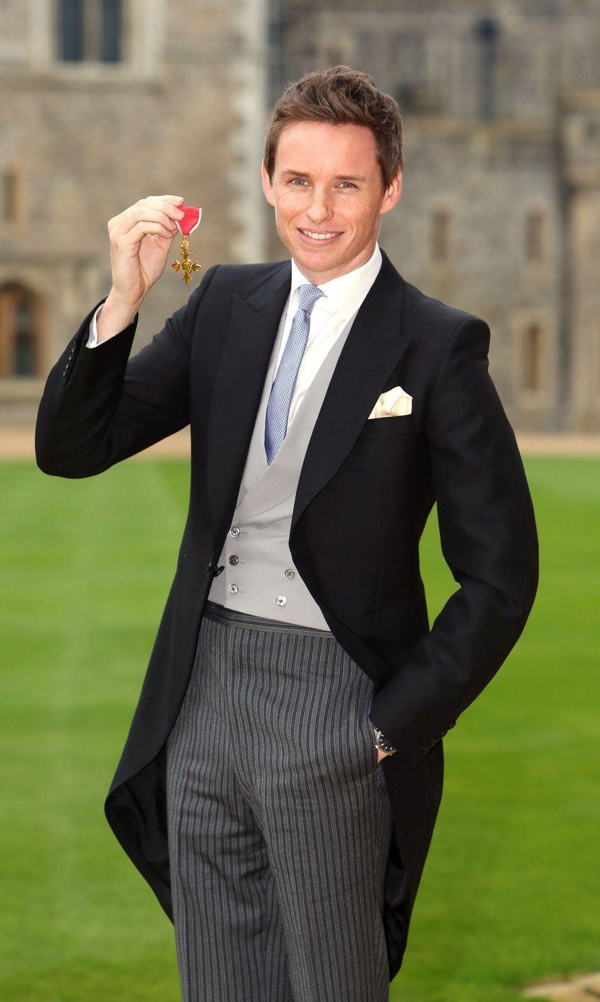 <p>In 2016, Queen Elizabeth appointed Redmayne an Officer of the Order of the British Empire (OBE).</p>