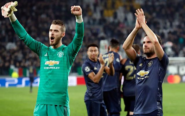 Manchester United have had two morale-boosting wins in a week - AP