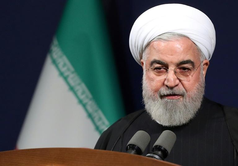 Rouhani's alliance is in a quarrel with the powerful Guardian Council which has barred thousands of candidates from standing for election